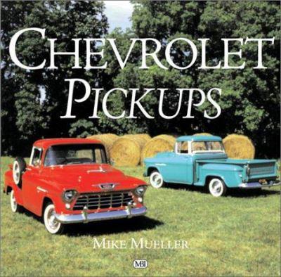Chevrolet Pickups 9780760309513