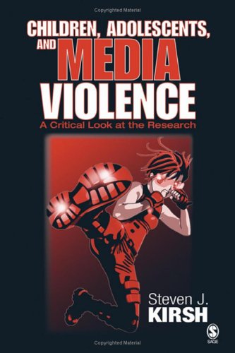 a study on the effects of media violence on adolescents Despite the long history of media effects research, there is a paucity of credible   links between media violence and violence among adolescent boys these.