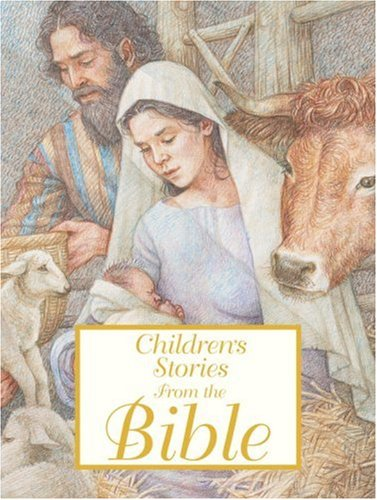 Children's Stories from the Bible 9780763645519