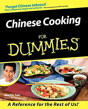 Chinese Cooking for Dummies 9780764552472
