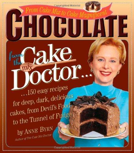 Cake Mix Doctor Chocolate Chip Cake