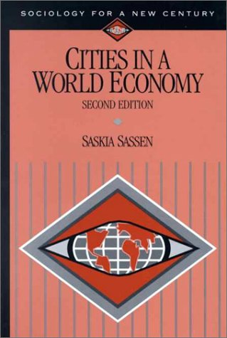 Cities in a World Economy 9780761986669