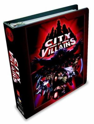 City of Villains Binder: Prima's Official Game Guide 9780761552062