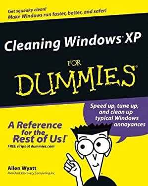 Cleaning Windows XP for Dummies 9780764575495