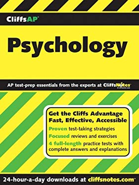 CliffsAP Psychology 9780764573163