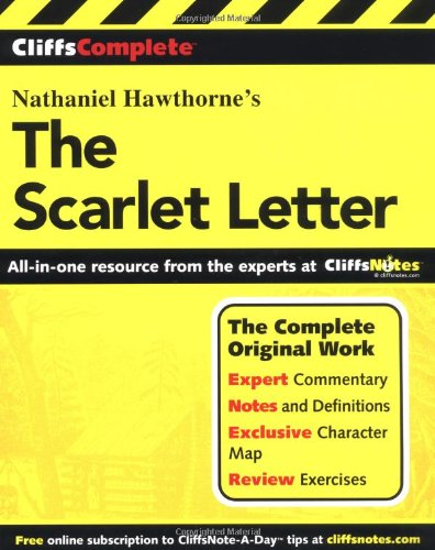 Cliffscomplete the Scarlet Letter 9780764587245