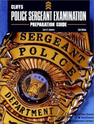 Cliffstestprep Police Sergeant Examination Preparation Guide 9780764585388