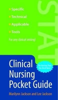 Clinical Nursing Pocket Guide 9780763754150