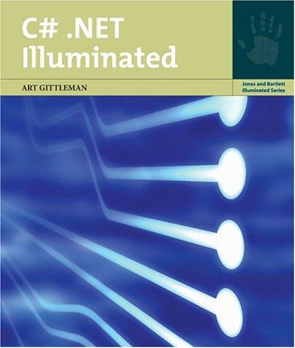 C#.Net Illuminated 9780763725938