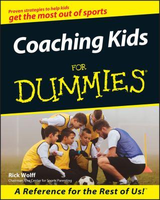 Coaching Kids for Dummies 9780764551970