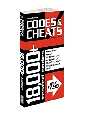 Codes & Cheats: Prima Official Game Guide 9780761560838