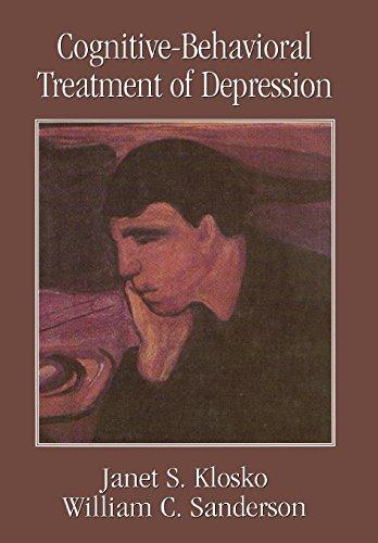 Cognitive-Behavioral Treatment of Depression 9780765701527