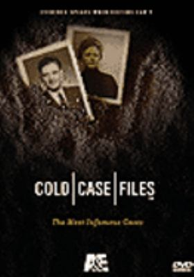 Cold Case Files: The Most Infamous Cases 9780767078863