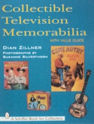 Collectible Television Memorabilia 9780764301629