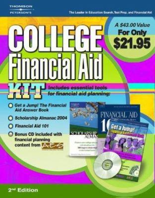 College Financial Aid Prep Kit, 2e 9780768914054