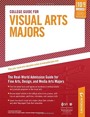 College Guide for Visual Arts Majors 9780768926996