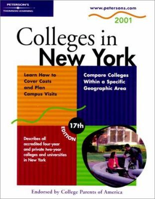 Colleges in New York 9780768904338