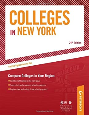 Colleges in New York: Compare Colleges in Your Region 9780768926927