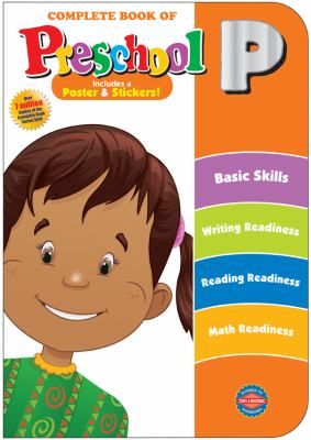 The Complete Book of Preschool 9780769685793