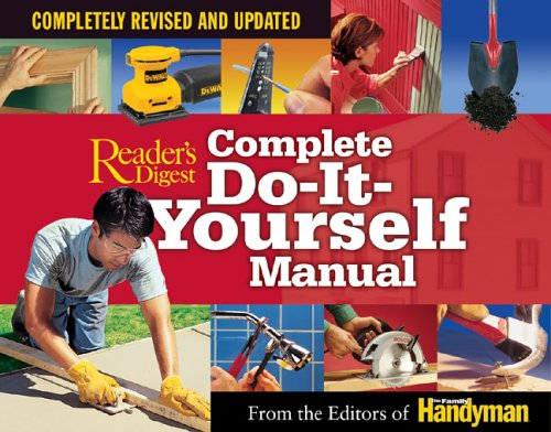 Complete Do-It-Yourself Manual: Completely Revised and Updated 9780762105793