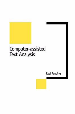 Computer-Assisted Text Analysis 9780761953791