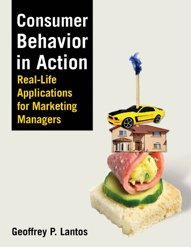 Consumer Behavior in Action: Real-Life Applications for Marketing Managers 9780765620903