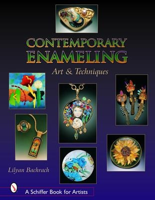 Contemporary Enameling: Art and Technique 9780764323553