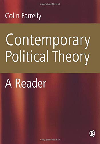Contemporary Political Theory: A Reader 9780761941842