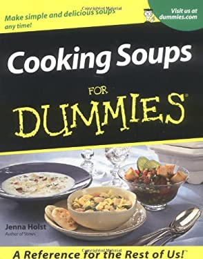 Cooking Soups for Dummies 9780764563331
