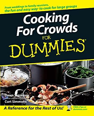 Cooking for Crowds for Dummies 9780764584695
