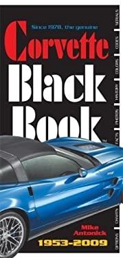 Corvette Black Book 1953-2009 9780760336021