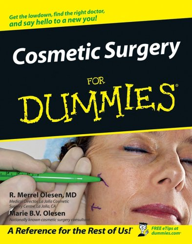 Cosmetic Surgery for Dummies . 9780764578359
