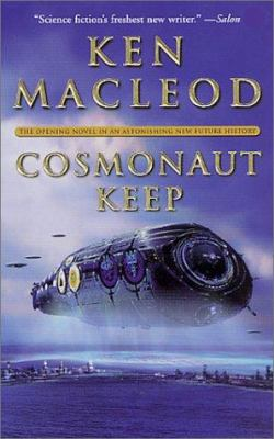 Cosmonaut Keep 9780765340733