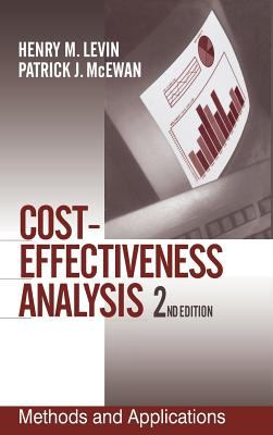 Cost-Effectiveness Analysis: Methods and Applications 9780761919339