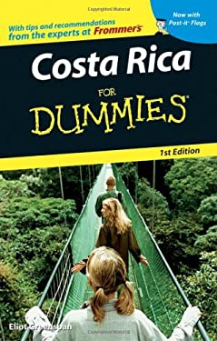 Costa Rica for Dummies [With Post-It Flags] 9780764584411
