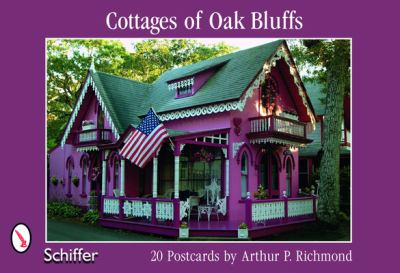 Cottages of Oak Bluffs 9780764326837