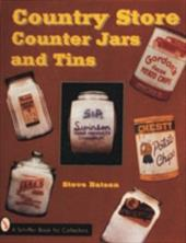 Country Store Counter Jars & T 2939560
