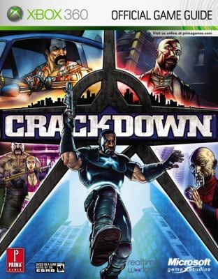 Crackdown: Prima Official Game Guide 9780761554066
