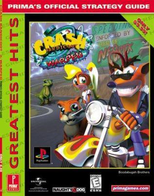 Crash Bandicoot 3: Warped 9780761518617