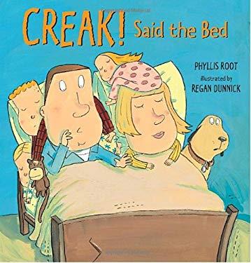 Creak! Said the Bed 9780763620042