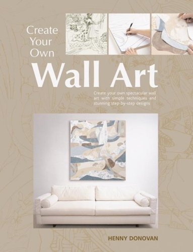 create your own wall art by henny donovan reviews