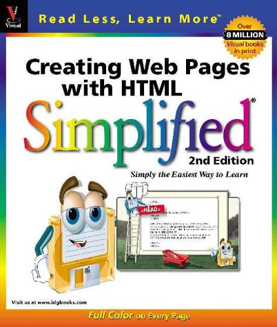 Creating Web Pages with HTML Simplified 9780764560675
