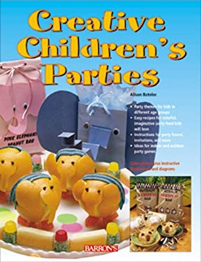 Creative Children's Parties 9780764108815