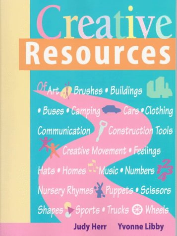 Creative Resources: Art, Brushes, and Buildings 9780766800151