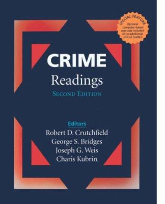 Crime: Readings 9780761986799