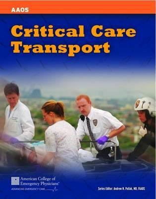 Critical Care Transport 9780763712235