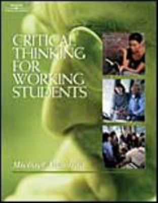 Critical Thinking for Working Students 9780766822535
