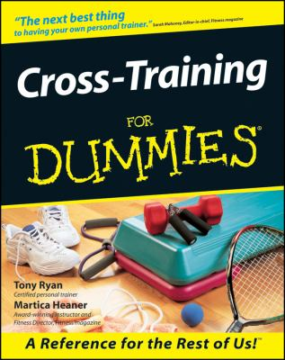 Cross Training for Dummies 9780764552373
