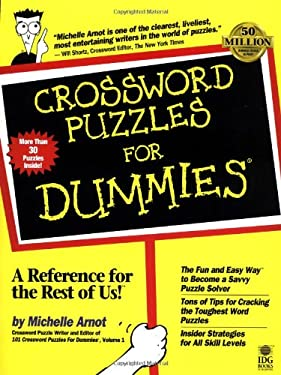 Crossword Puzzles for Dummies 9780764550676