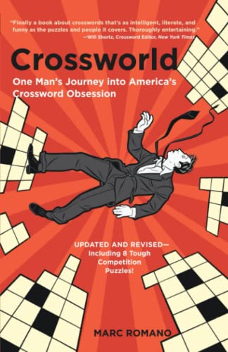 Crossworld: One Man's Journey Into America's Crossword Obsession 9780767917582